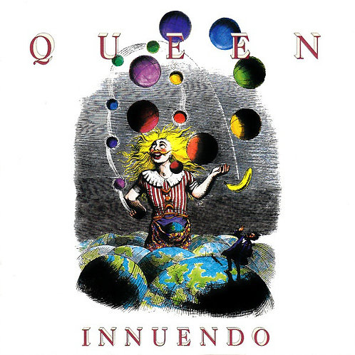 Queen - Innuendo [LP]