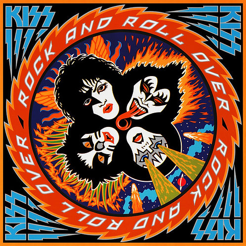 Kiss - Rock and Roll Over [LP]