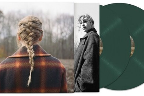 Taylor Swift - Evermore [Deluxe Edition][Green Vinyl][2LP]
