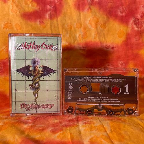 Motley Crue - Dr. Feelgood [Cassette]