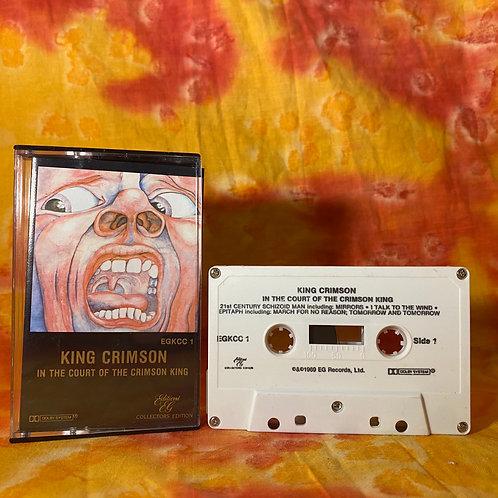 King Crimson - In the Court of the Crimson King [Cassette]