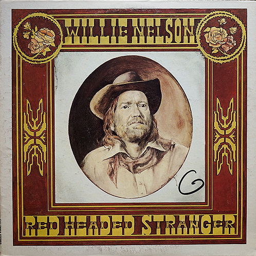 Willie Nelson - Red Headed Stranger [LP]