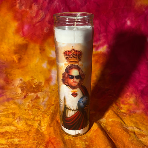 The Dude Celebrity Candle