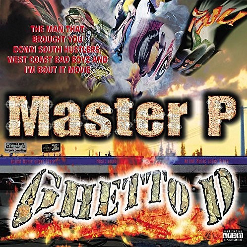 Master P. - Ghetto D. [2LP]