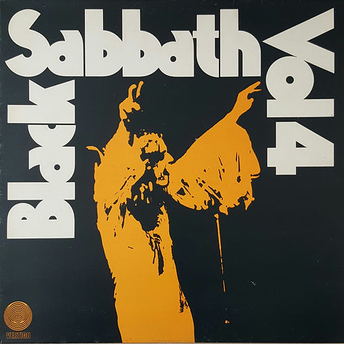 Black Sabbath -  Vol. 4 [LP]