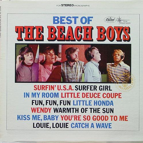 The Beach Boys - Best of the Beach Boys [LP]