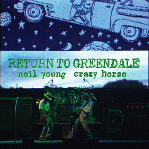 Neil Young and Crazy Horse - Return To Greendale [2LP]