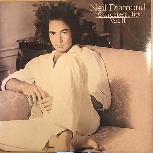 Neil Diamond - His 12 Greatest Hits Volume II [LP]