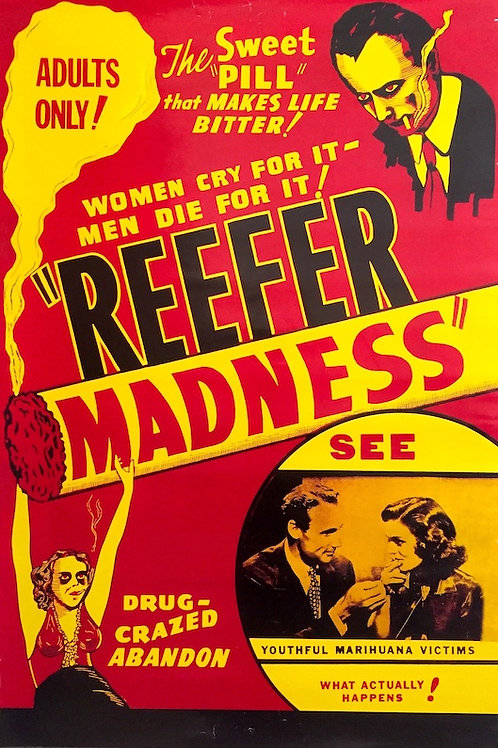 Reefer Madness [Poster]