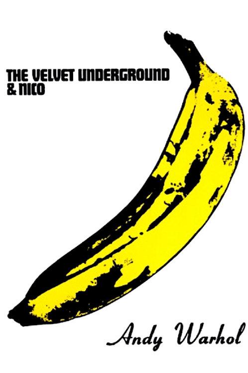 Velvet Underground Andy Warhol [Poster]