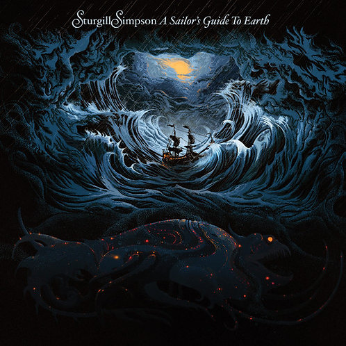Sturgill Simpson - A Sailor's Guide to Earth [LP]