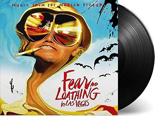 Fear and Loathing in Las Vegas - Original Motion Picture Soundtrack [2LP]