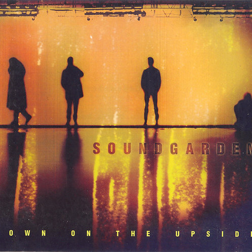 Soundgarden - Down on the Upside [LP]