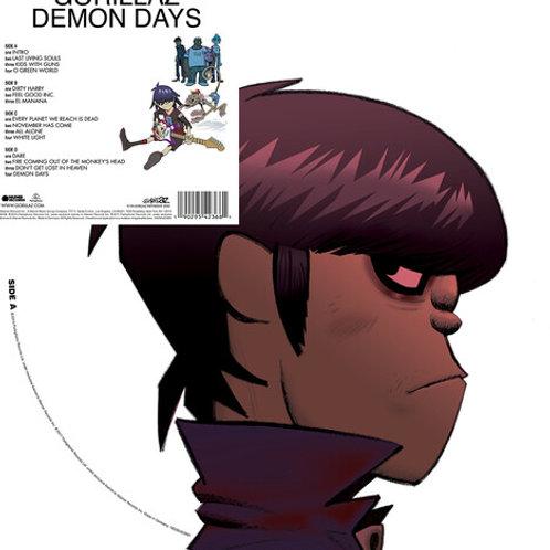 Gorillaz - Demon Days [Picture Disc][2LP]