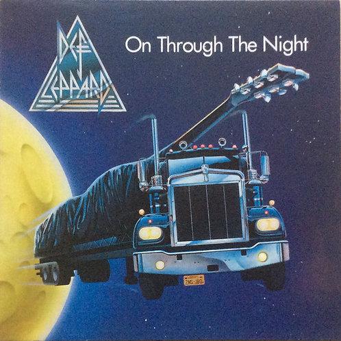 Def Leppard - On Through the Night [LP]