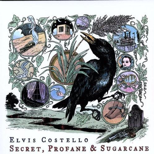 Elvis Costello - Secret, Profane and Sugarcane [2LP]
