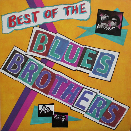 The Blues Brothers - Best of the Blues Brothers [LP]