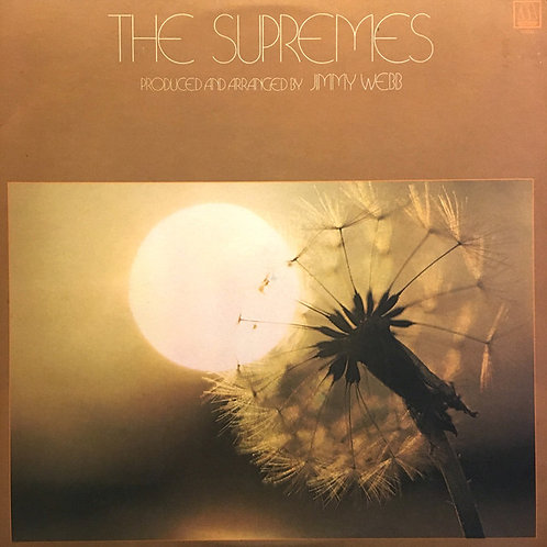 The Supremes - Produced and Arranged by Jimmy Webb [LP]