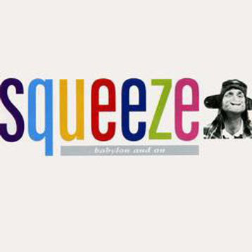 Squeeze - Babylon and On [LP]