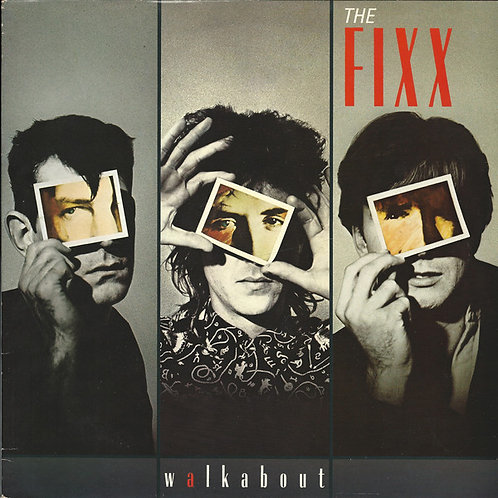 The Fixx - Walkabout [LP]