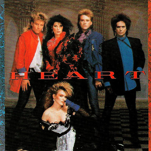 Heart - Self Titled [LP]