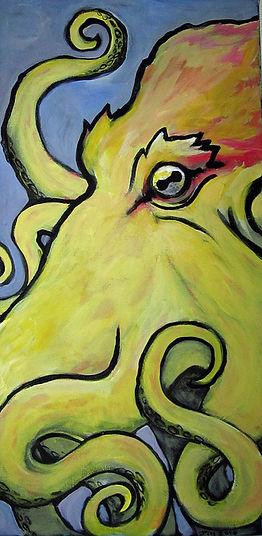 Yellow Octocpus