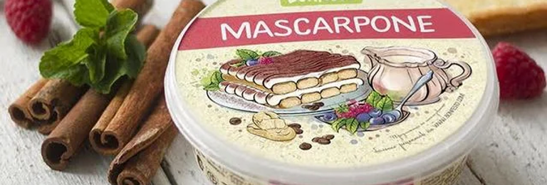 Сыр мягкий Bonfesto Маскарпоне 78% 500 г  Бонфесто