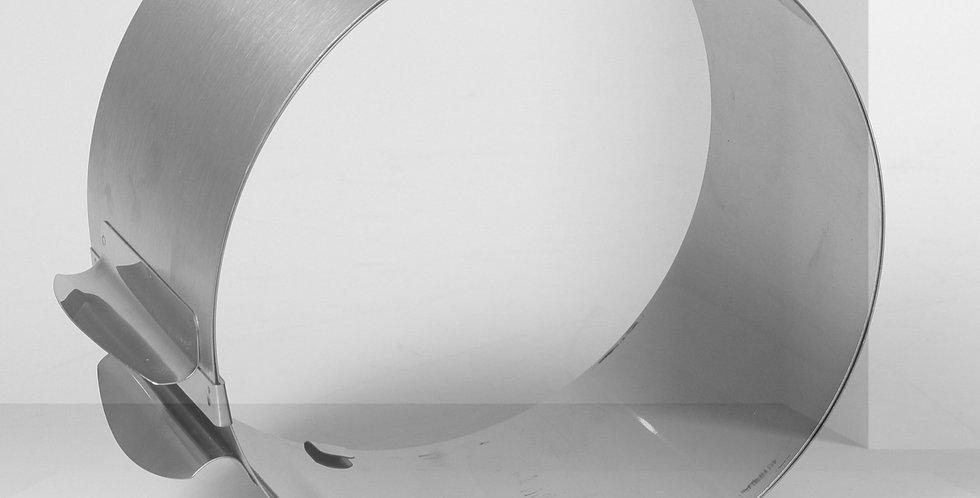 """Форма для выпечки и выкладки с регулировкой размера """"Круг"""", H-12 см, D-20-38 см"""