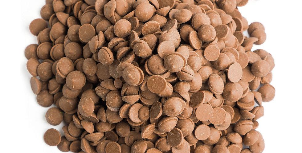 Шоколад молочный Chocovic 33%  250 гр