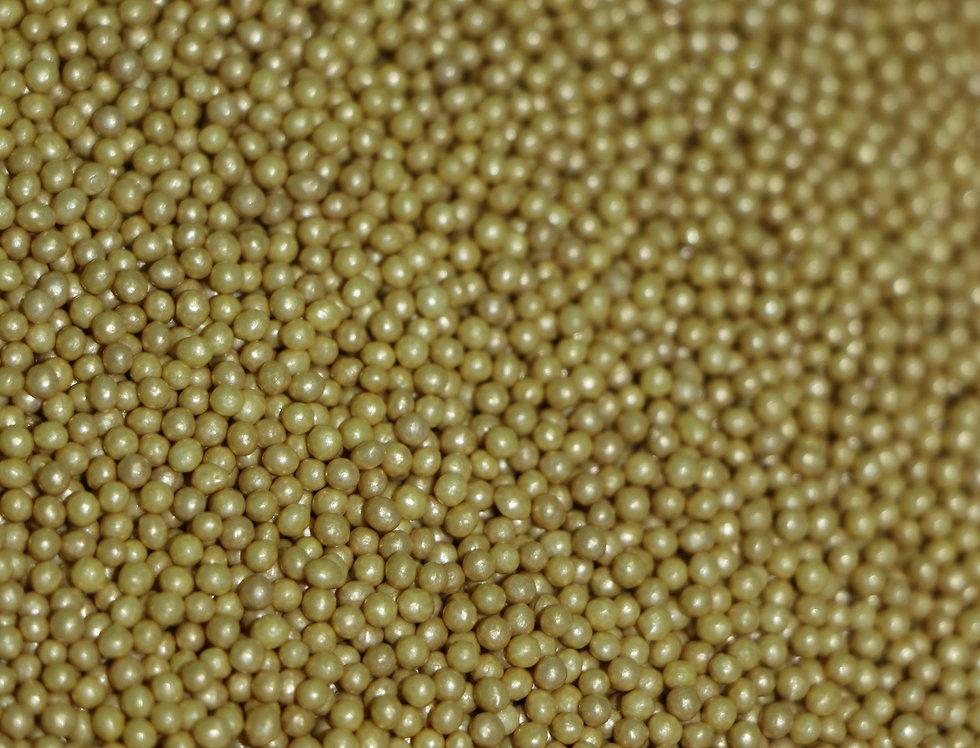 Золотые шарики 1 мм
