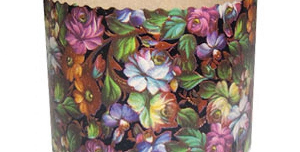 Форма для куличей 70*60  Цветы 10 штук