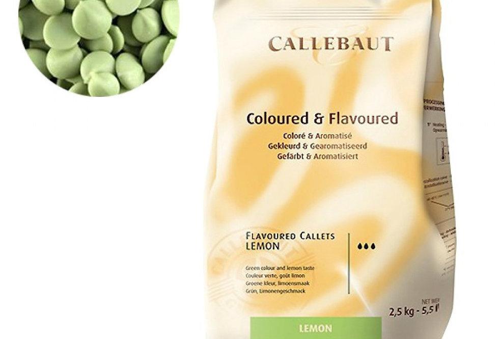 "Шоколад ""Barry Callebaut"" лайм 100гр"