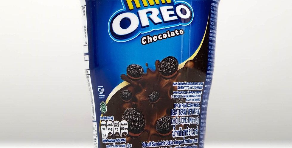 Печенье Oreo mini Choco, 61.7 г