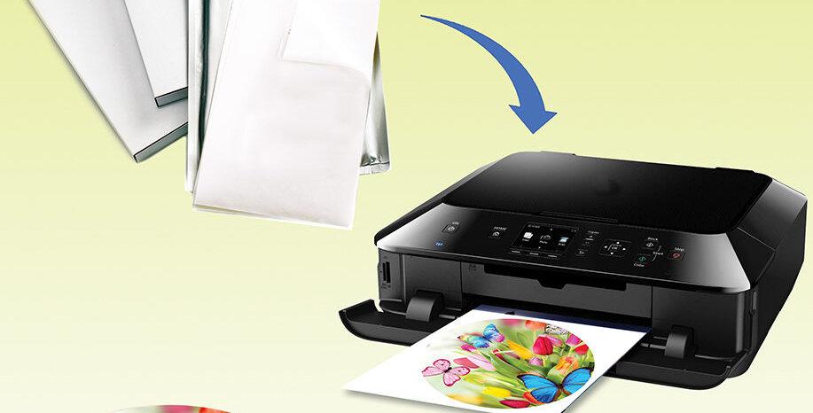 Печать на вафельной плотной бумаге (по вашему эскизу) 1 лист
