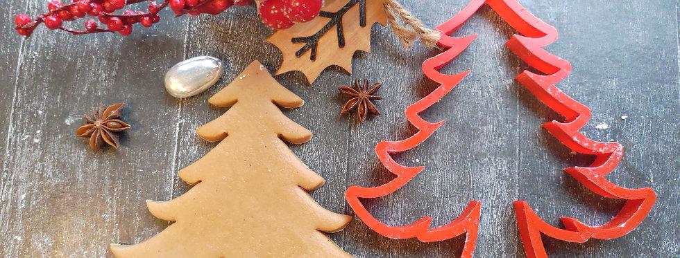Форма «Рождественская елочка » (15 cm