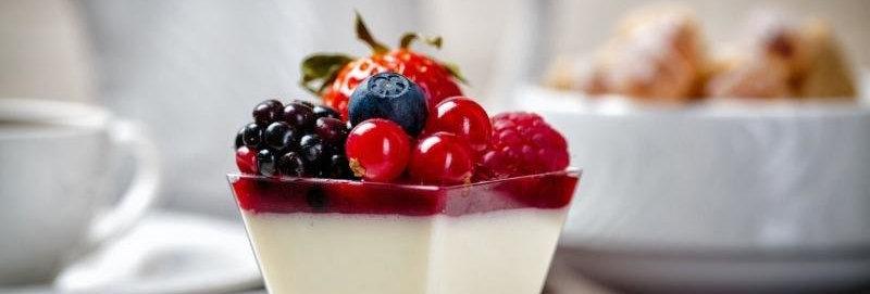 Креманка для десерта *Квадратная * (200мл)