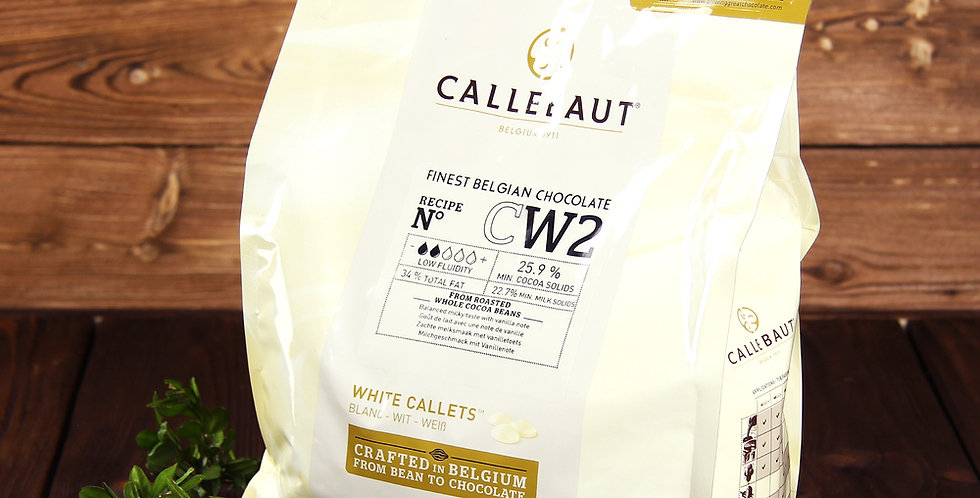 "Шоколад ""Barry Callebaut"" 25,9% белый"