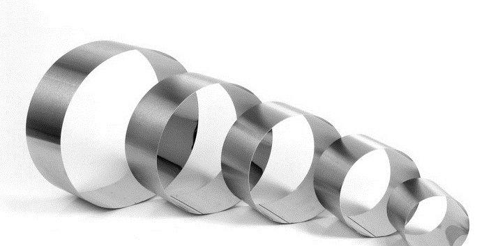 """Набор форм для выпечки и выкладки """"Круг"""", 30/25/20/15/10 Н12см 5 шт."""