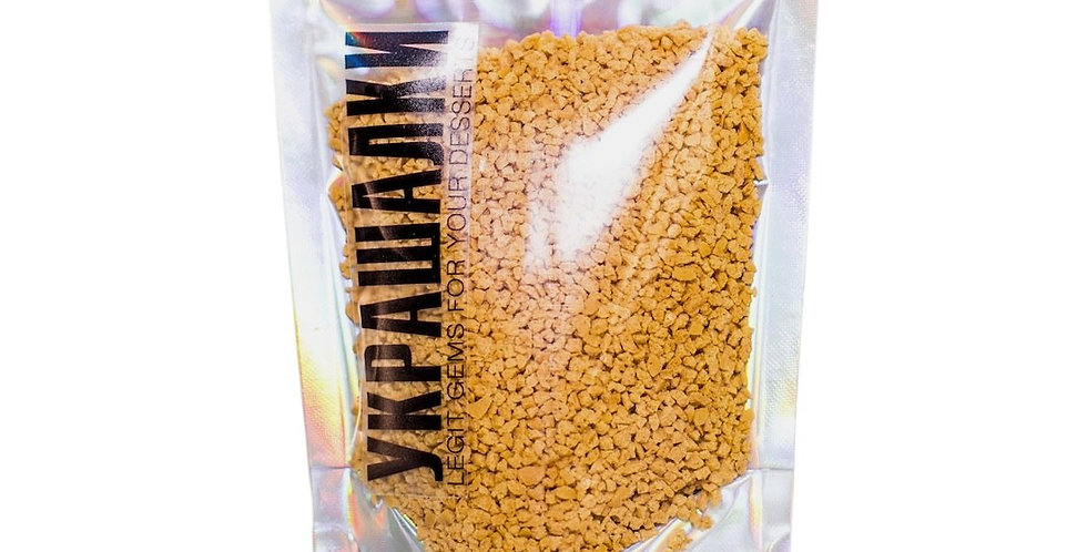Вафельная сахарная крошка 1 3-мм 100 гр
