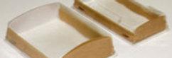 Коробка для пряников и  зефира  9*19 *4 см с окном