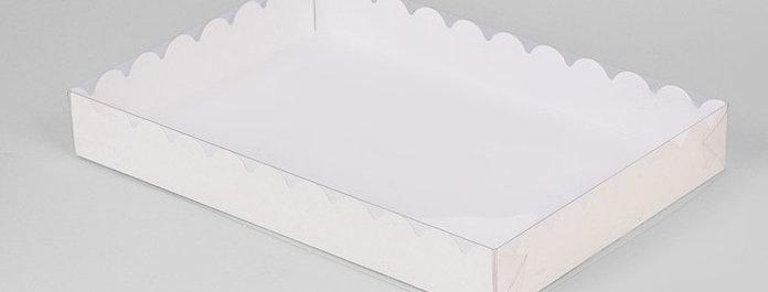 Коробочка для пряников 22 х 15 х 3 см