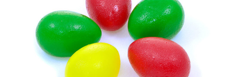 Мармеладные яйца