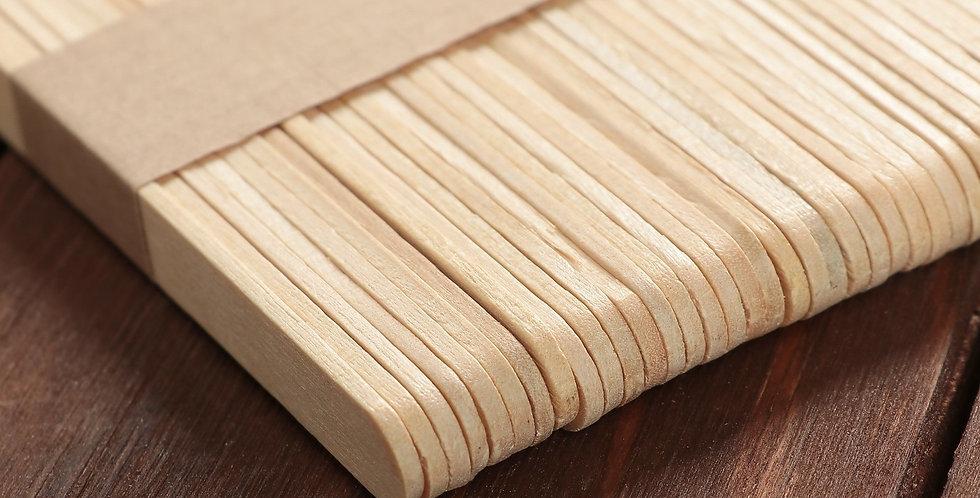 Палочки деревянные для эскимо , 48-50 шт, 11,5×1,1 см