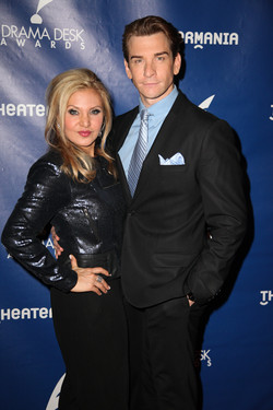 Andy Karl & Orfeh