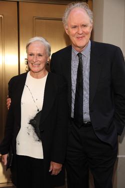 Glenn Close & John Lithgow