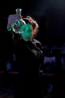 Radiance:The Passion of Marie Curie