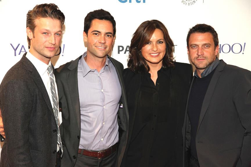 Law & Order SVU Cast