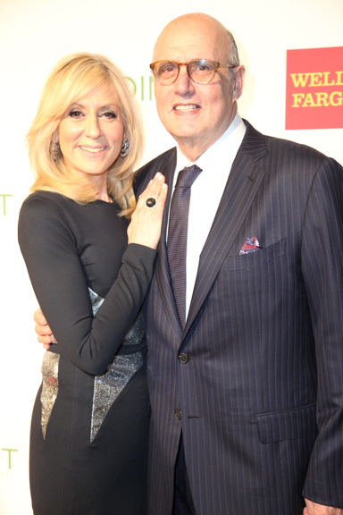 Judith Light & Jeffrey Tambor