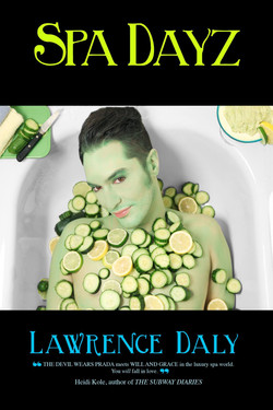 Spa Dayz - Book Cover