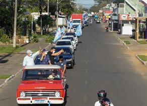 Canoenses declaram apoio a Busato e Dario para que Canoas continue no rumo do desenvolvimento